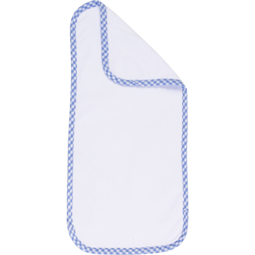 Blank Infant Burp Cloth - Plain