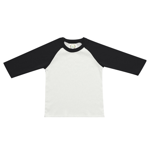 IMPERFECT Blank Raglan Style Tee Shirt