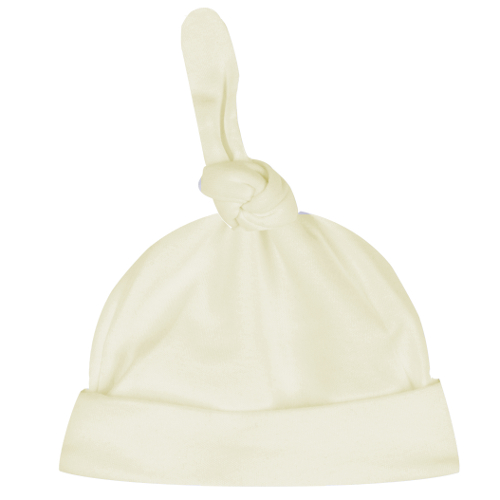 Blank Infant Baby Beanie Knot Cap Hat