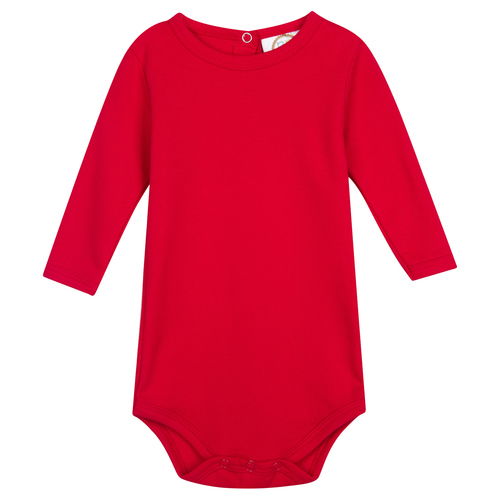 Blank Unisex Long Sleeve Infant Bodysuit