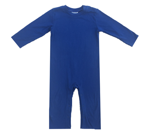 Blank Boy's Long Sleeved Romper - NEW SIZING!!