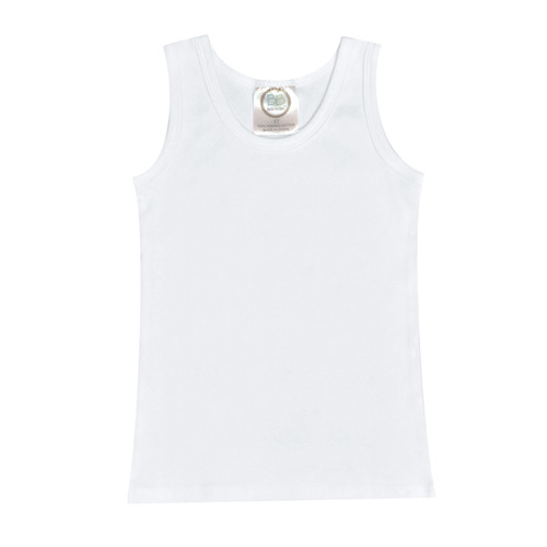 IMPERFECT Blank Girl's Tank Top Shirt