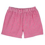 Boy's Gingham Shorts