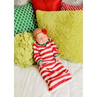 IMPERFECT Blank Christmas Pajamas - INFANT GOWN