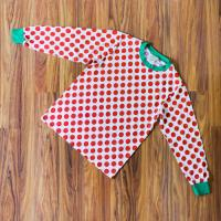 IMPERFECT Blank Christmas PJS - ADULT SHIRT ONLY