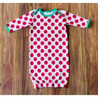 2017 Blank Christmas Pajamas - INFANT GOWN