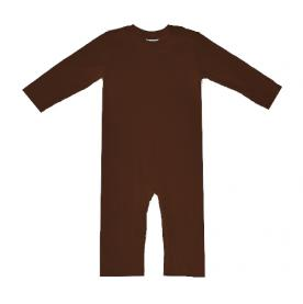 IMPERFECT- Blank Boy's Long Sleeved Romper