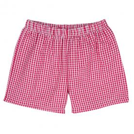 IMPERFECT Boy's Gingham Shorts