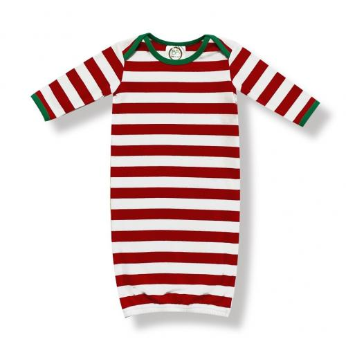 2020 Blank Christmas Pajamas - INFANT GOWN
