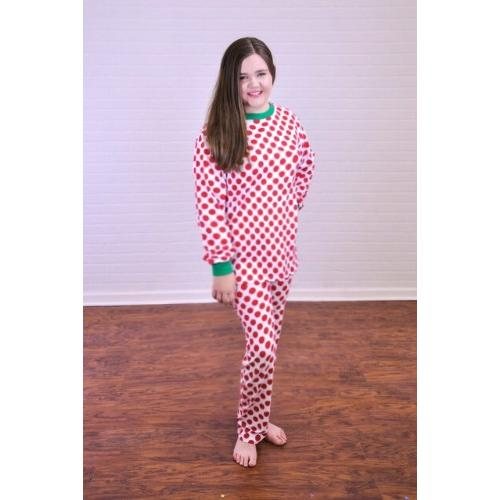 2018 Blank Christmas PJS - ADULT SHIRT ONLY